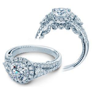 Verragio INSIGNIA-7068RL 1ctw Diamond Engagement Ring Setting