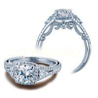 Verragio INSIGNIA-7068CU 0.65ctw Diamond Engagement Ring Setting