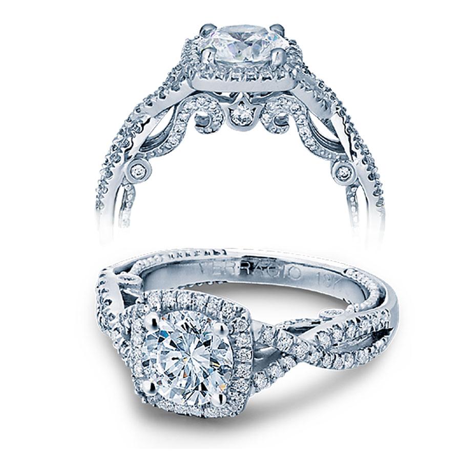 a99ba9235c5 Verragio Engagement Rings 0.45ctw Diamond Setting