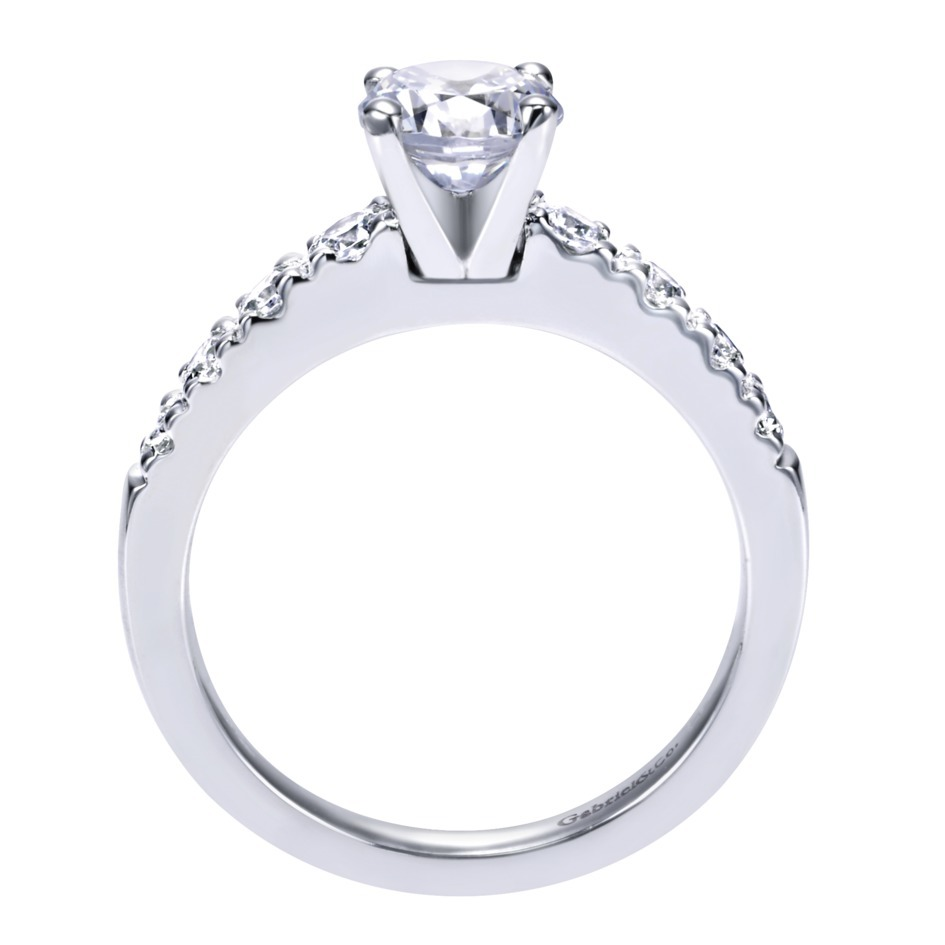 Gabriel & Co Engagement Rings 40ctw Diamonds