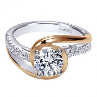 gabriel and co engagement ringsy