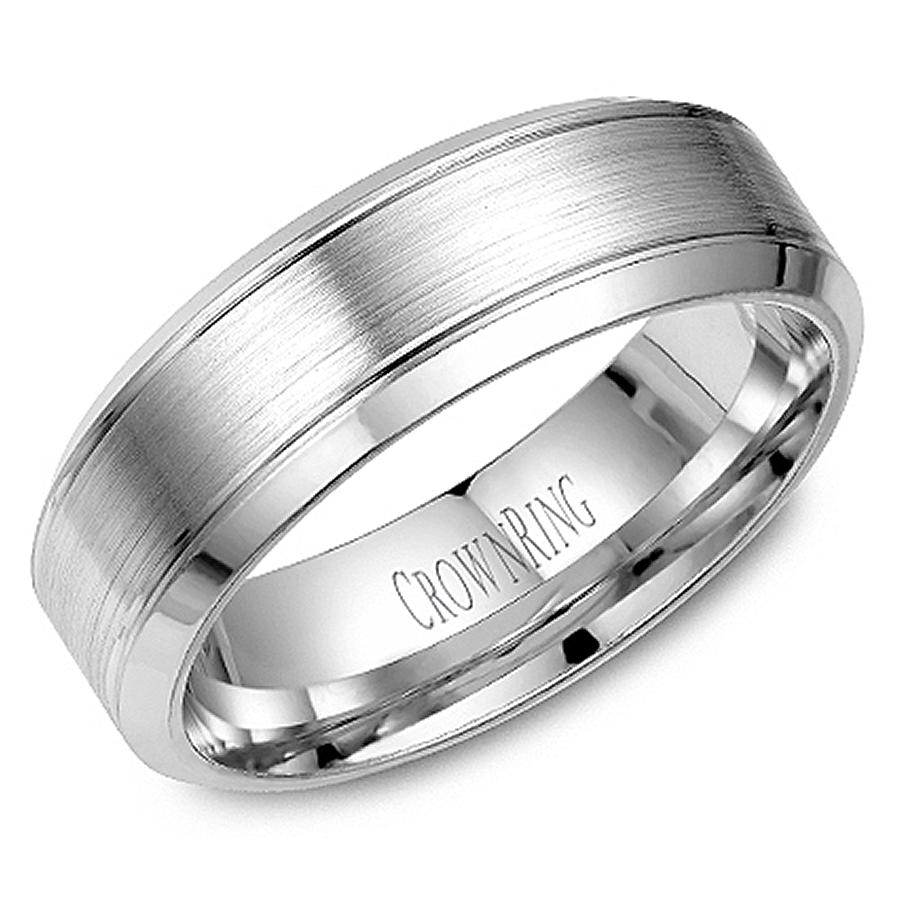 crown ring wb 9089 m10 wedding band