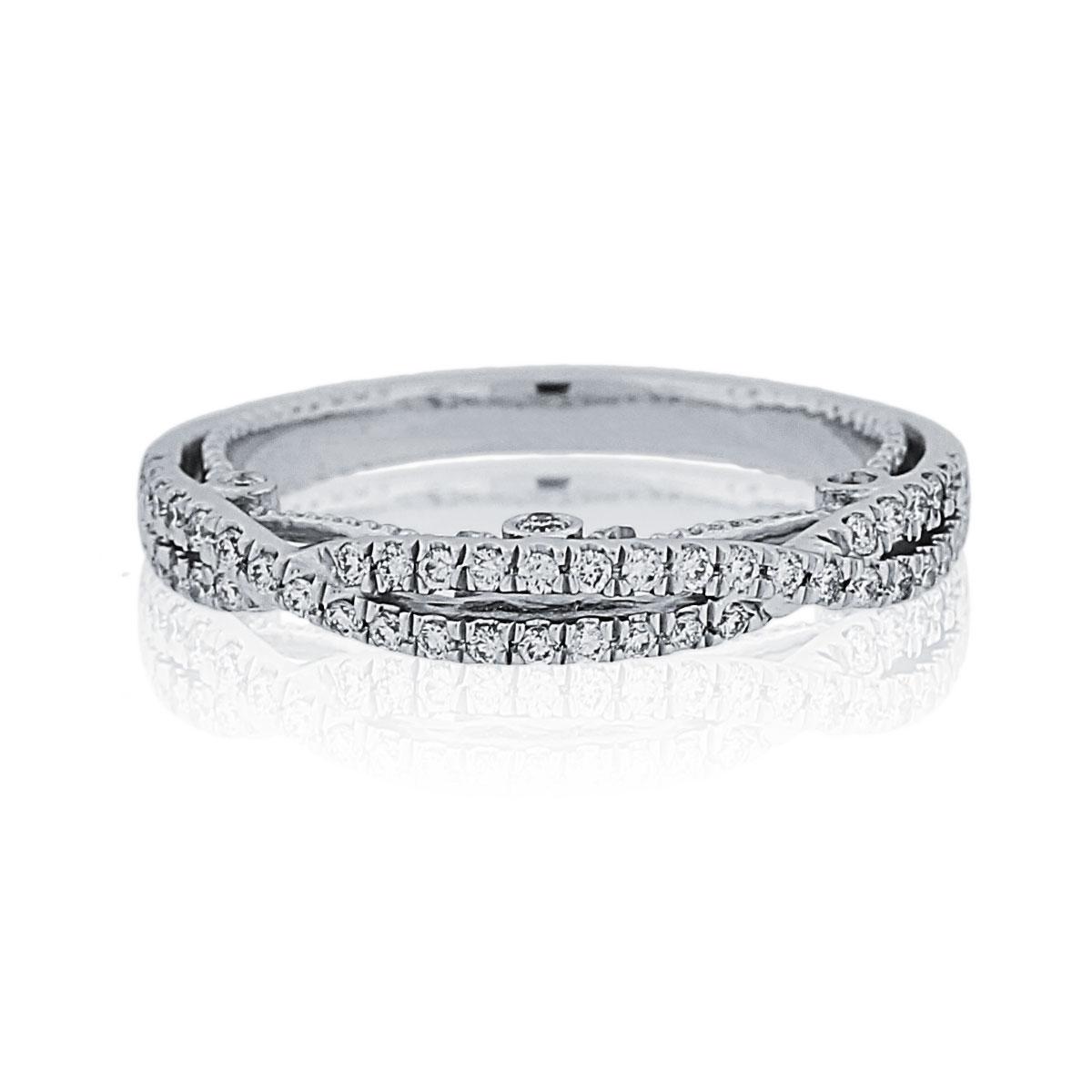 Verragio Engagement Rings Gold Diamond Wedding Band 0 10ctw