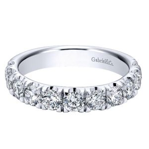 Gabriel & Co. Wedding band