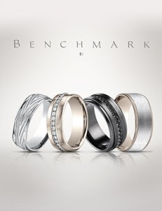 benchmark engagement rings