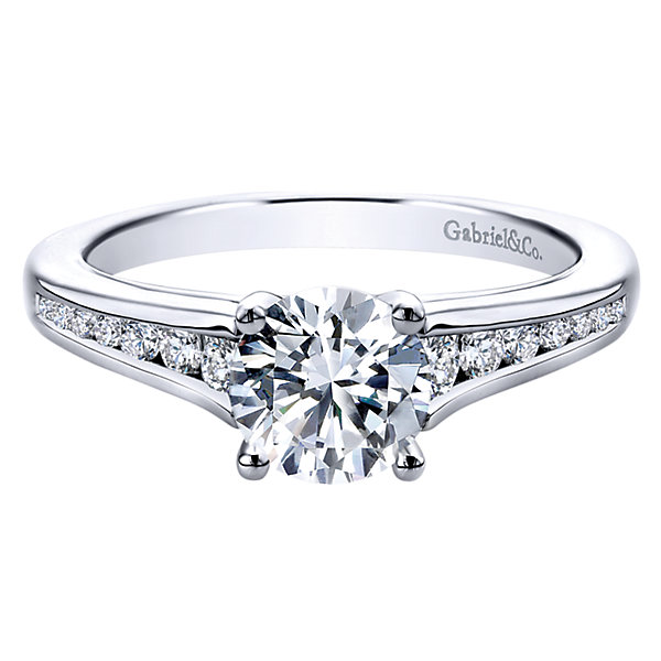 gabriel co engagement rings 26ctw diamonds 14k white gold