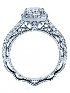 Verragio Venetian Collection Engagement Rings
