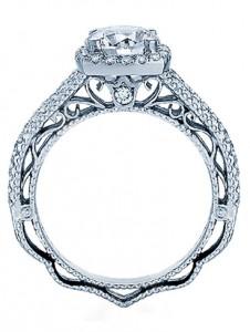 Verragio Venetian Collection Engagement Rings