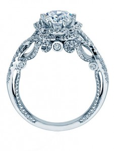 Verragio Insignia Engagement Ring Settings