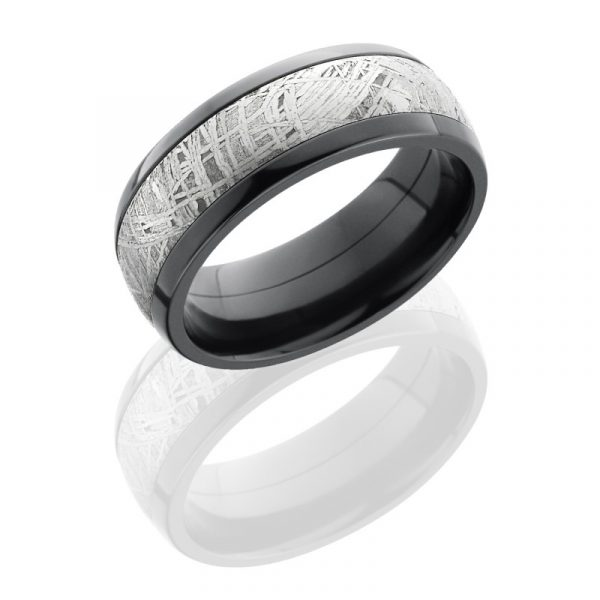 Lashbrook Meteorite Wedding Band