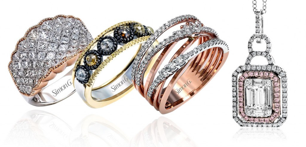Simon G fine Jewelry