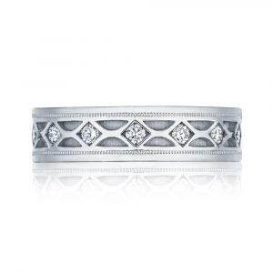 Tacori Mens Wedding Band