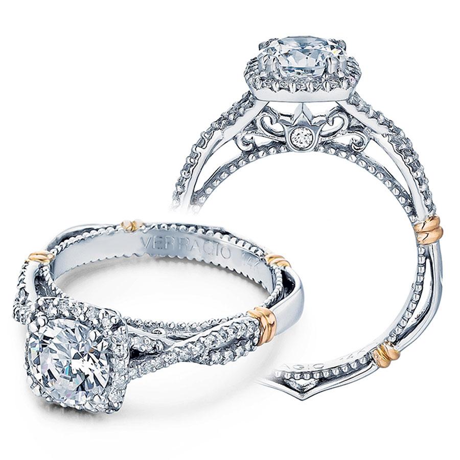 verragio engagement rings parisian 0 30ctw setting