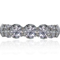 Platinum 6ctw Diamond Eternity Band A30310229