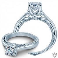 Verragio VENETIAN-5047R 18k White Gold Diamond Engagement Ring Setting