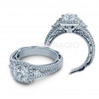 Verragio VENETIAN-5055CU 0.55ctw Diamond Engagement Ring Setting