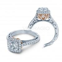 Verragio VENETIAN-5061CU 0.60ctw Diamond Engagement Ring Setting