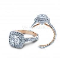 Verragio COUTURE-0425CU 0.45ctw Diamond Engagement Ring Setting