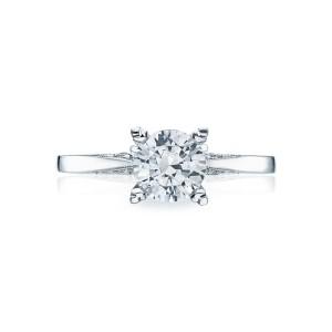 simply tacori classic engagement ring