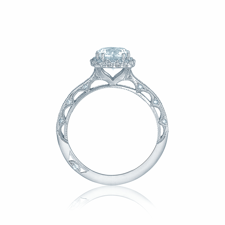 Tacori Cushion Cut Engagement Rings