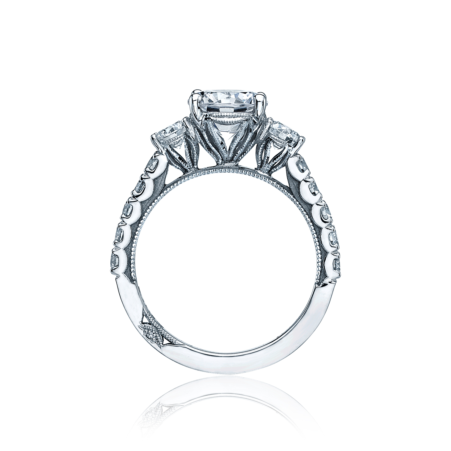 how to clean engagement ring with vinegar