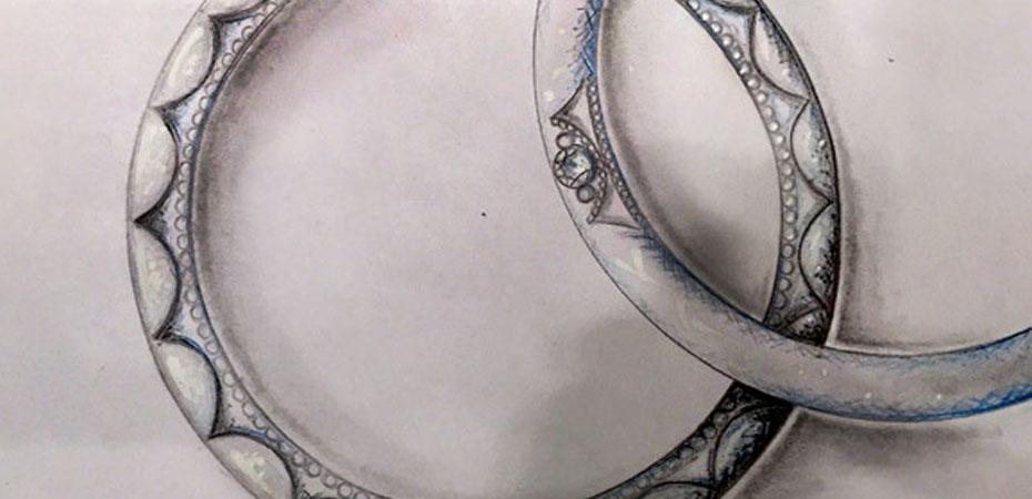 tacori crescent signature