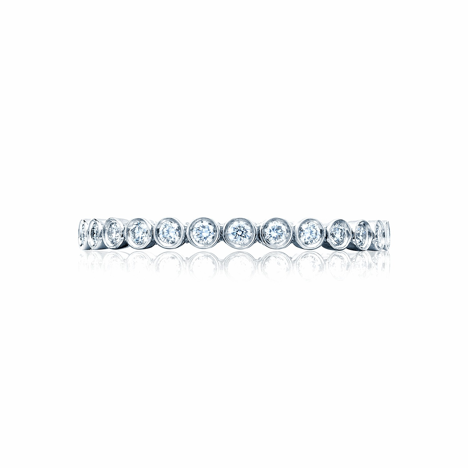 tacori sculpted crescent d diamond men s wedding band tacori wedding band Tacori Sculpted Crescent 2 Diamond Eternity Wedding Band