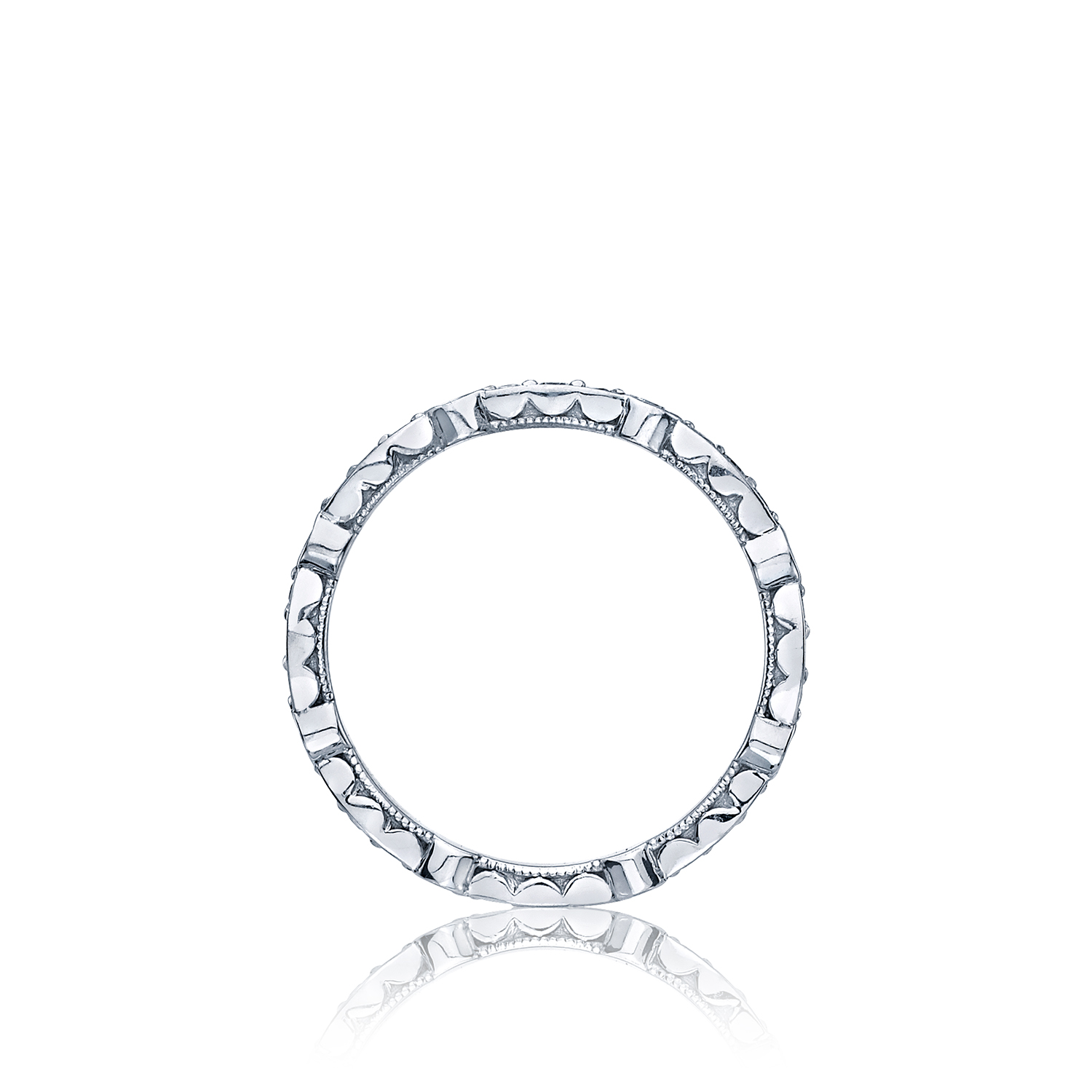 tacori sculpted crescent 47 2et diamond eternity wedding band tacori wedding band tacori wedding bands