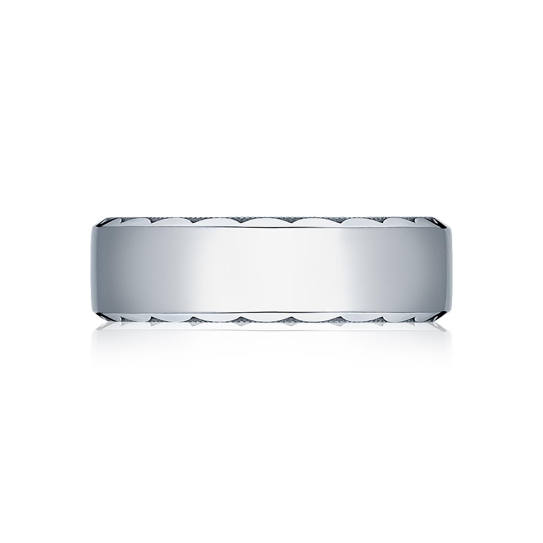 Tacori Wedding Bands Sculpted Crescent Ring