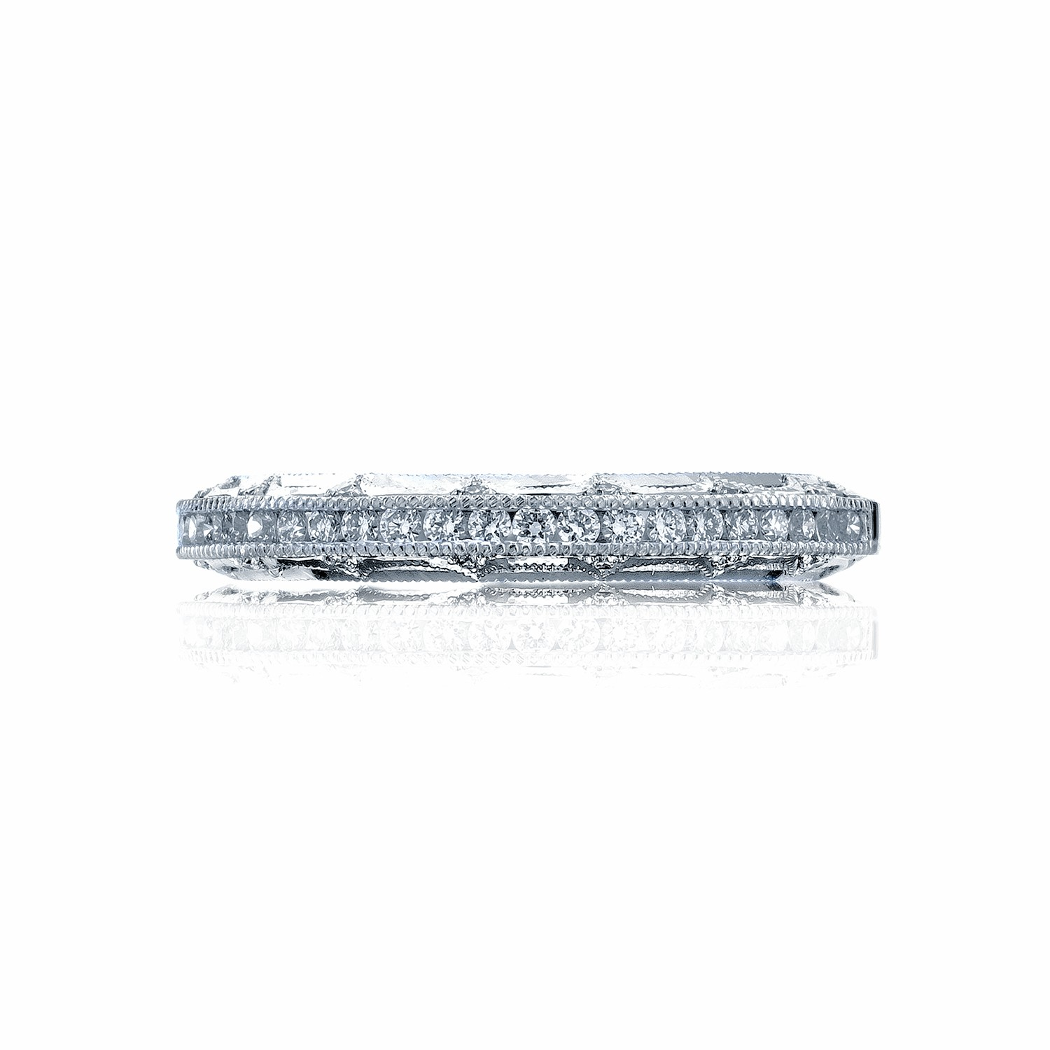 tacori reverse crescent diamond wedding band tacori wedding band tacori wedding bands