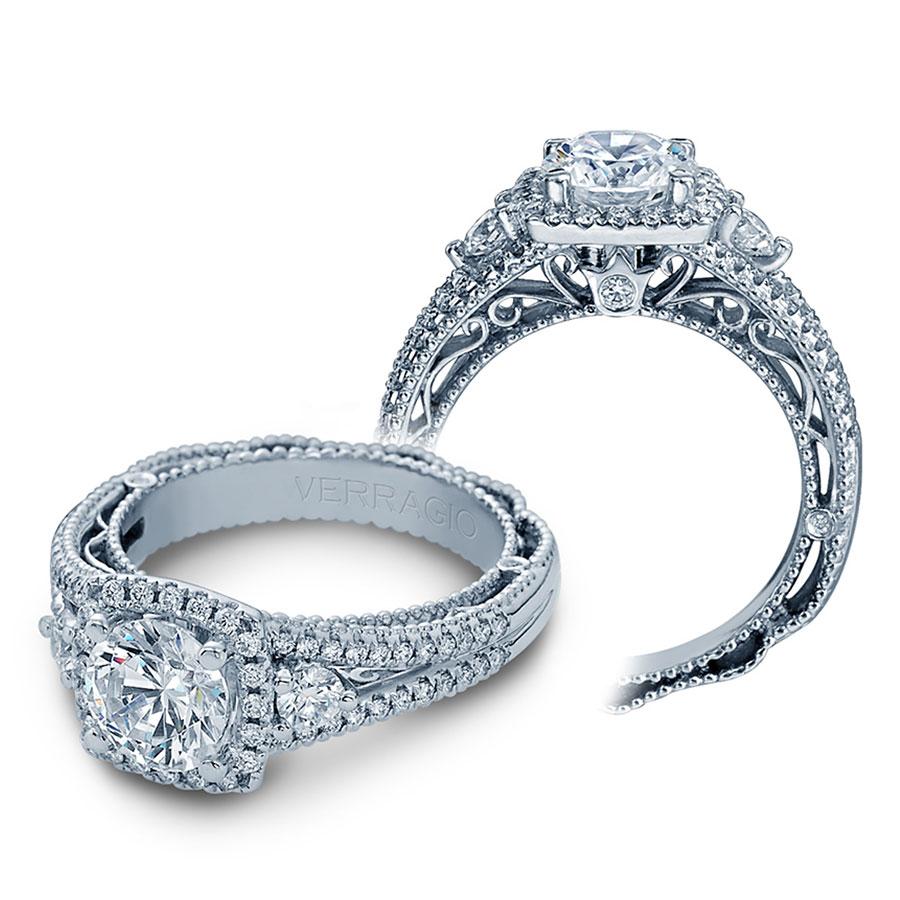 verragio engagement rings 5055cu 0 55ctw setting