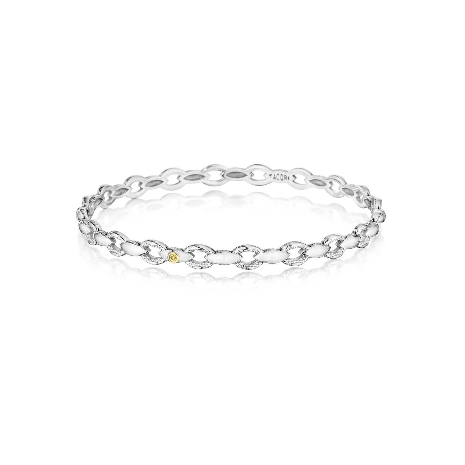 tacori engagement rings jewelry sterling silver links bracelet