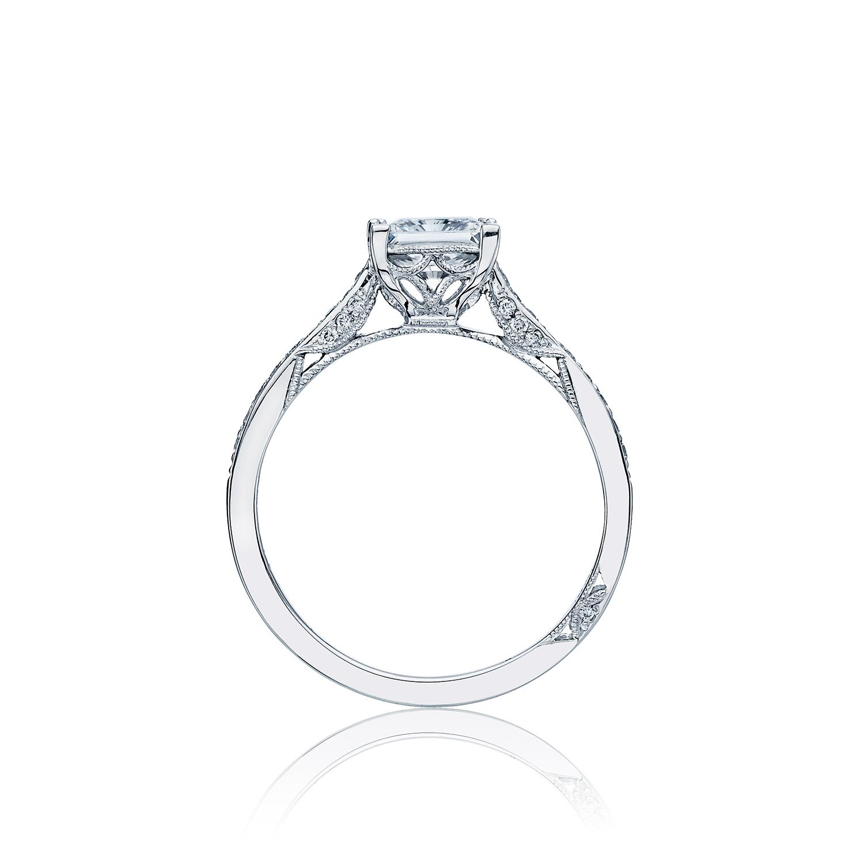 tacori engagement rings diamond solitaire setting