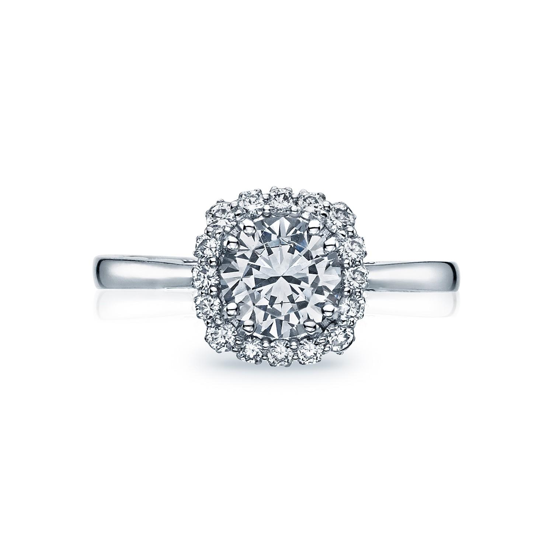 tacori engagement rings full bloom diamond halo setting
