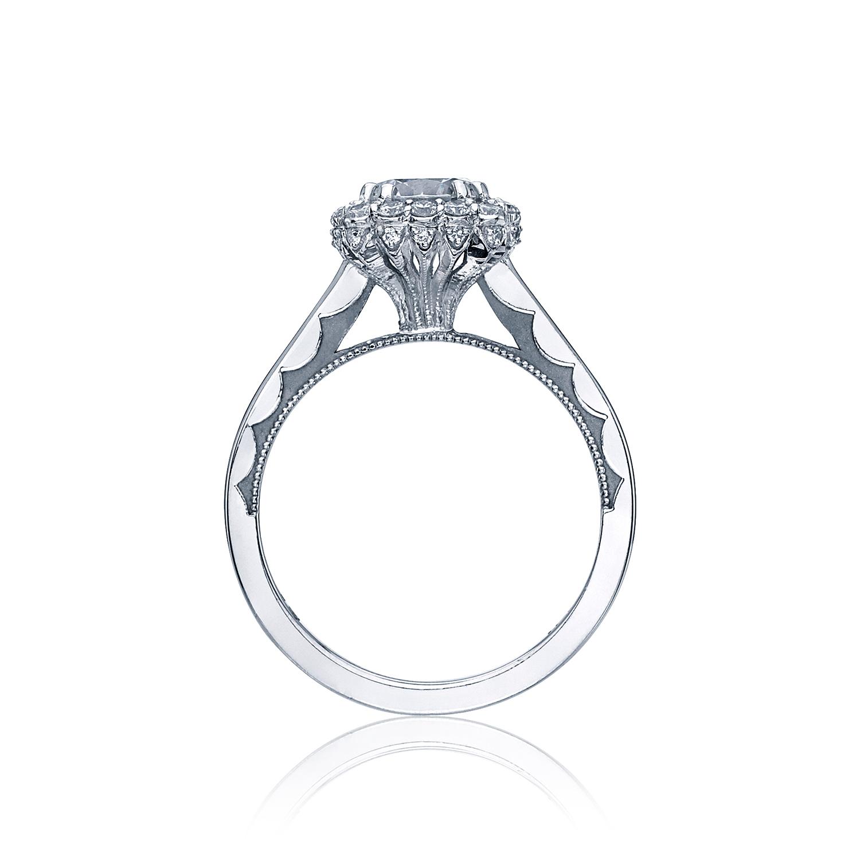 Engagement Rings Tacori: Tacori Engagement Rings Full Bloom Diamond Halo Setting