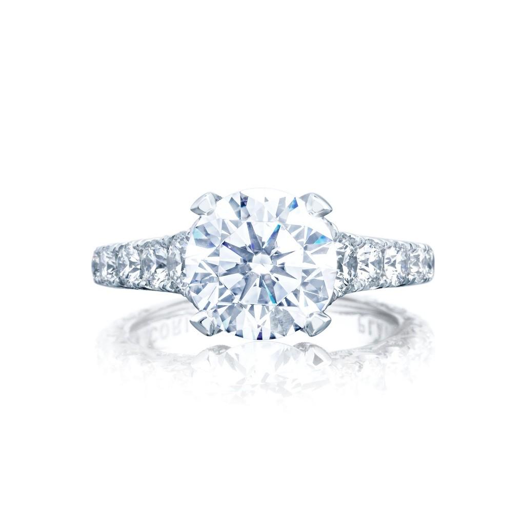 tacori engagement rings royalt diamond solitaire
