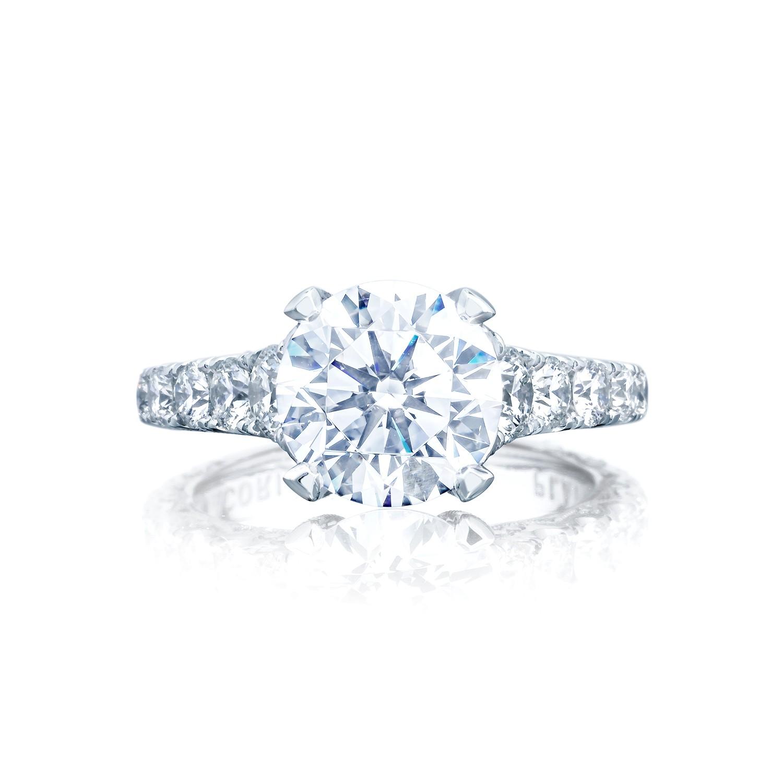 Tacori Classic Crescent Ring Price