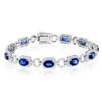 Simon G LB2128 Diamond Duchess Collection Bracelet