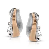 Simon G ME1577 Diamond Fabled Collection Earrings