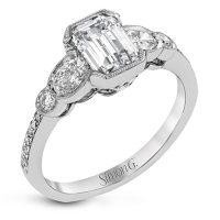 Simon G MR2888 Duchess Collection Diamond Engagement Ring Setting