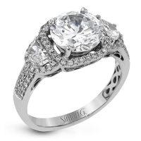 Simon G MR2920 Passion Collection Diamond Engagement Ring Setting
