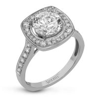 Simon G NR514-A Fabled Collection Diamond Engagement Ring Setting