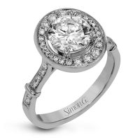 Simon G NR515-A Fabled Collection Diamond Engagement Ring Setting