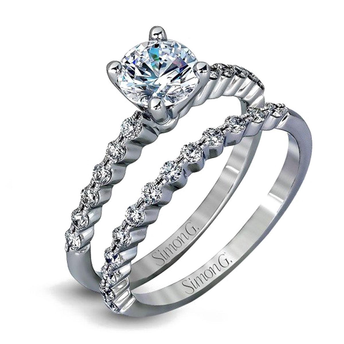 Simon G Engagement Rings