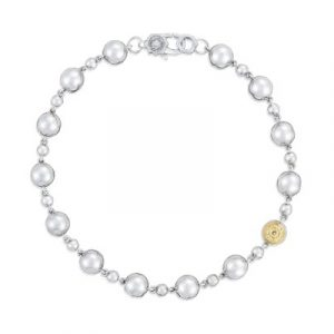 Tacori Sonoma Mist SB209 Beaded Dew Drop Bracelet