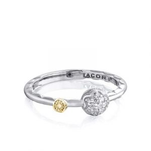 Tacori Sonoma Mist SR210 Diamond Dew Drop Ring