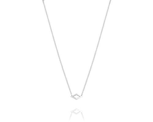 Tacori Ivy Lane SN215 Chevron Pendant Necklace