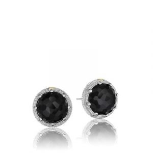 Tacori SE17119 City Lights Bold Round Gem Stud Earrings