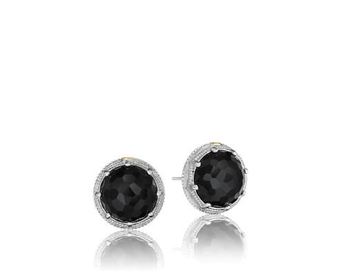 Tacori SE17119 City Lights Bold Round Gem Stud Earrings