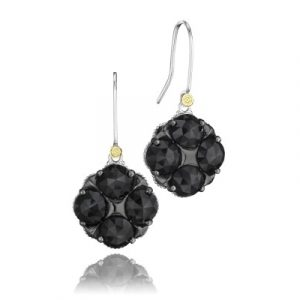 Tacori SE16619 City Lights Gem Cluster Drop Earrings